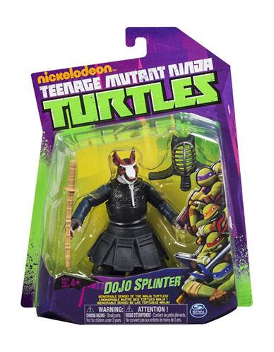 Tmnt Teenage Mutant Ninja Turtles Splinter Action Figure-MULTI-One Size 88709972_MULTI_One Size
