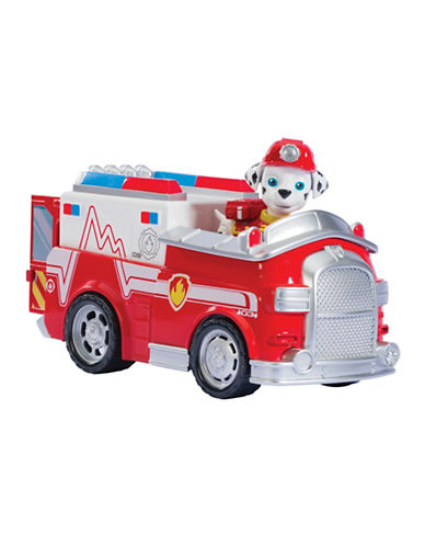 Paw Patrol Marshalls Firetruck Vehicle and Figure-MULTI-One Size