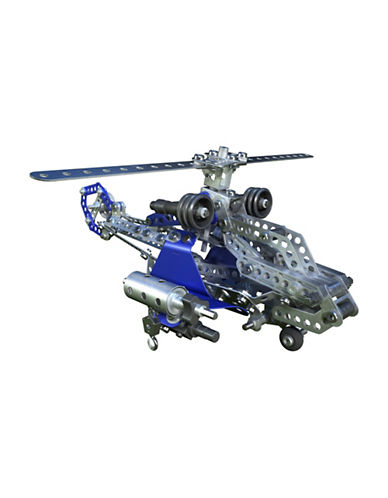 Meccano Meccano Tactical Copter Model Kit-MULTI-One Size