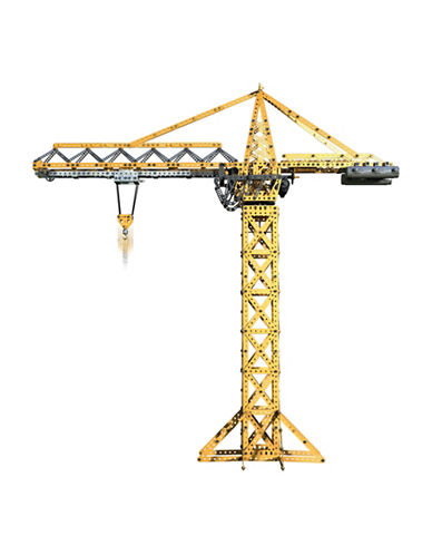 Meccano Meccano Tower Crane Model Set-MULTI-One Size