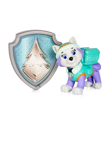 Paw Patrol Action Pack Pup Everest and Badge-MULTI-One Size