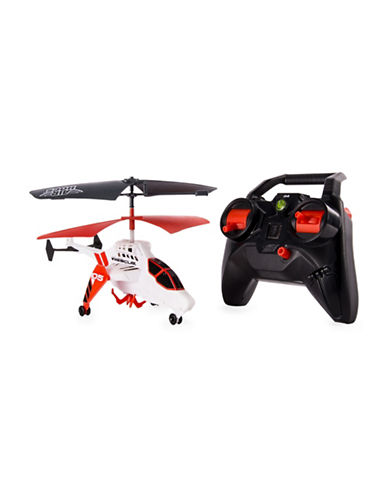 Air Hogs Air Hogs Mission Alpha Ultimate Mission RC Helicopter-MULTI-One Size 88707512_MULTI_One Size