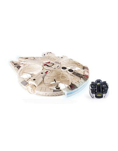 Air Hogs Star Wars Remote Control Millennium Falcon XL Drone-MULTI-One Size
