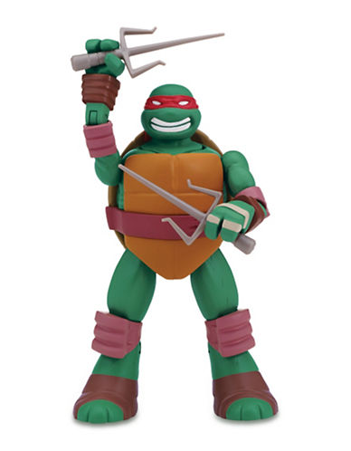 Tmnt Teenage Mutant Ninja Turtles Head Droppin' Raphael Action Figure-MULTI-One Size 88709975_MULTI_One Size