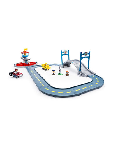 Paw Patrol Paw Patrol Launch N Roll Lookout Tower Track Set-MULTI-One Size