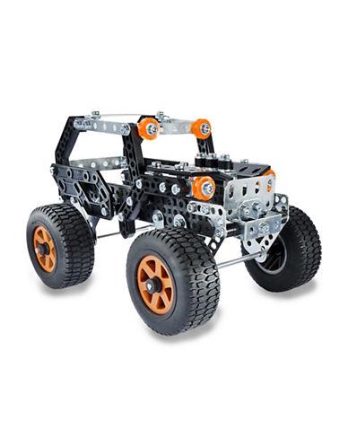 Meccano 4x4 Off-Road Truck Set-MULTI-One Size