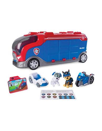 Paw Patrol Mission Cruiser Toy-MULTI-One Size