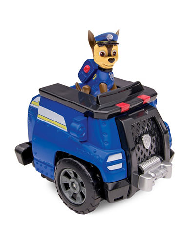 Paw Patrol On a Roll Chase Figure and Vehicle with Sounds-MULTI-One Size 88709615_MULTI_One Size