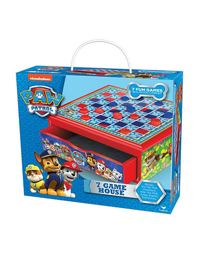 Kroeger Paw Patrol Game House-MULTI-One Size