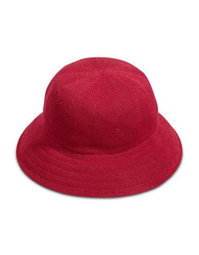 Parkhurst SunGuard Bermuda Bucket Hat-RED-One Size