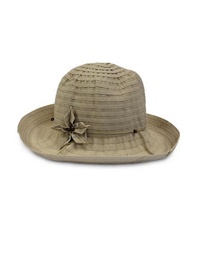 Parkhurst Driftwood Brim Hat-NATURAL-One Size
