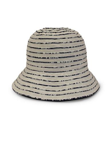 Parkhurst Bali Reversible Bucket Hat-NAVY-One Size
