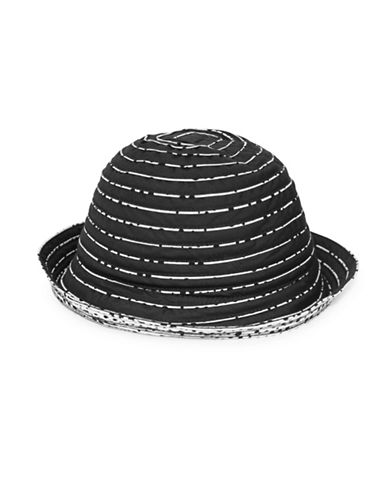 Parkhurst Bali Reversible Bucket Hat-BLACK-One Size