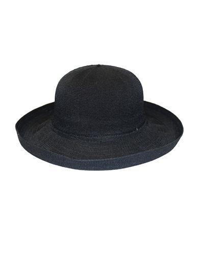 Parkhurst Biscayne Bowler Hat-BLACK-One Size