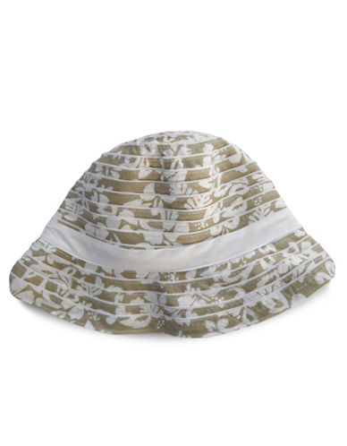 Parkhurst Bali Reversible Bucket Hat-BEIGE-One Size