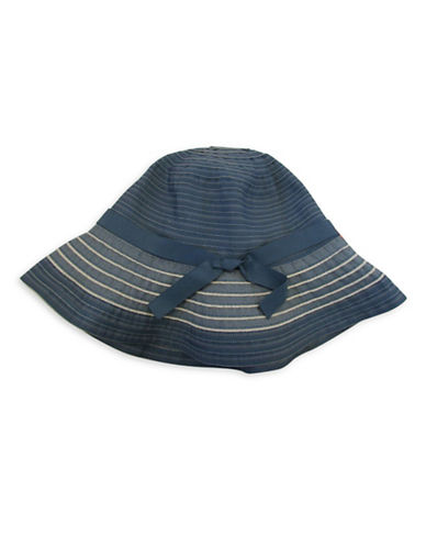 Parkhurst Riley Ribbon Hat-BLUE-One Size