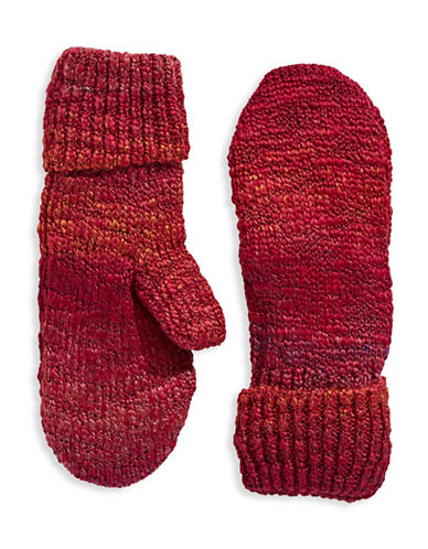 Parkhurst Harvest Mittens-RED-One Size