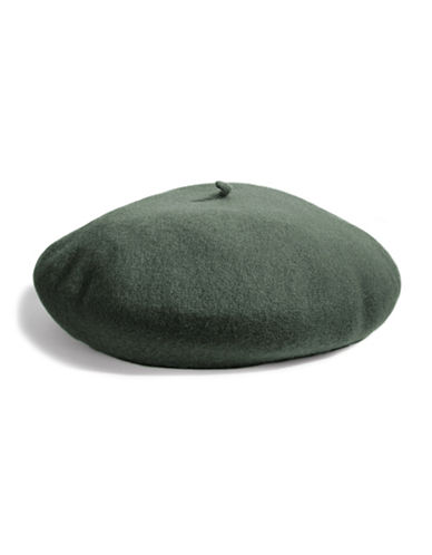 Parkhurst Felted Wool Beret-AUTUMN LODEN-One Size