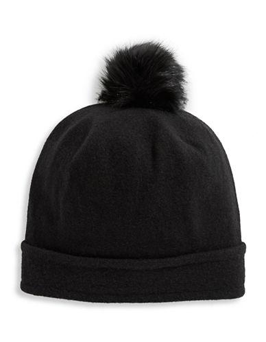 Parkhurst Maryse Slouchy Beanie-BLACK-One Size
