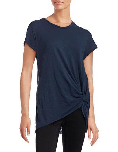 Stateside Double Knot T-Shirt-NAVY-Large