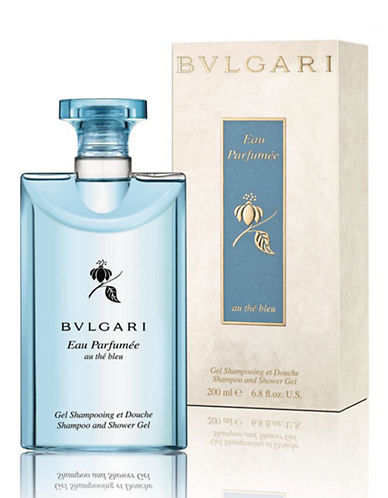 Bvlgari Eau Parfumee Au The Bleu Shampoo and Shower Gel-NO COLOUR-One Size