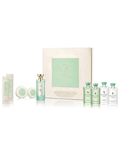 Bvlgari Nine-Piece Eau Parfumee Au The Vert Set-NO COLOUR-One Size