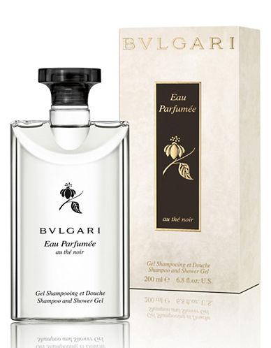Bvlgari Bvlgari Eau Parfumee The Noir Shampoo and Shower Gel-NO COLOUR-200 ml
