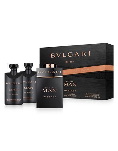 Bvlgari Man in Black Three-Piece Eau de Parfum Set-NO COLOUR-One Size