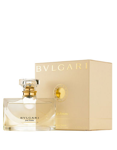 Bvlgari Pour Femme Eau de Parfum Spray 50 ml-NO COLOUR-50 ml