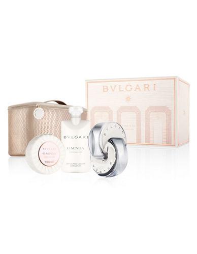 Bvlgari Omnia Crystalline Four-Piece Eau De Toilette Set-0-One Size