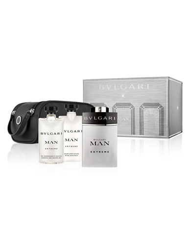 Bvlgari Man Extreme Eau De Toilette Set-0-100 ml