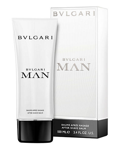 Bvlgari Man Aftershave Balm-NO COLOUR-One Size