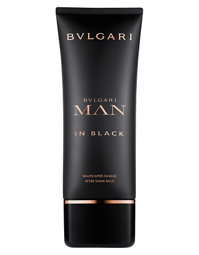 Bvlgari Man in Black After shave Balm-NO COLOUR-100 ml