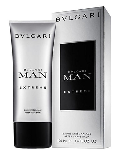 Bvlgari Man Extreme After Shave Balm 100Ml-NO COLOUR-One Size