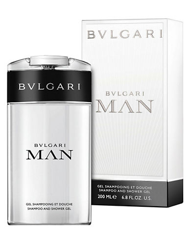 Bvlgari Man Shower Gel-NO COLOUR-One Size