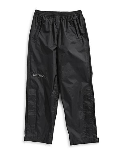 Marmot Precip Pull-On Pants-BLACK-X-Small 89912926_BLACK_X-Small