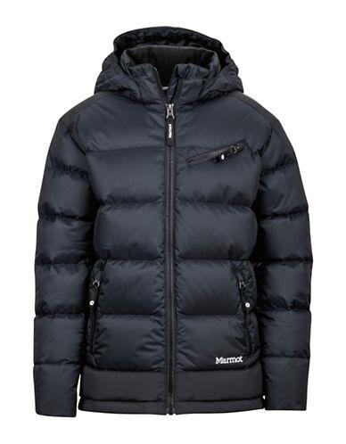 Marmot Girls Sling Shot Jacket-BLACK-Medium