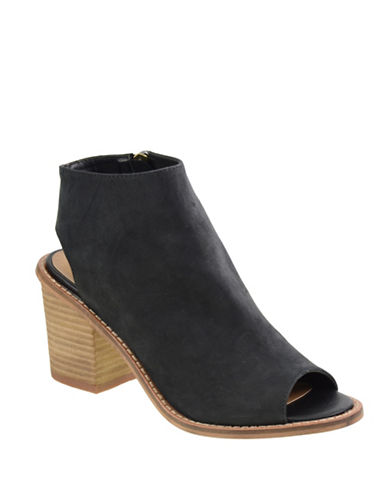 Chinese Laundry Leather Shooties-BLACK-8