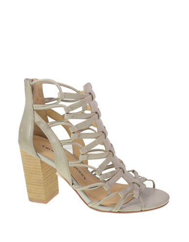 Chinese Laundry Tegan Cage Sandals-GREY-9