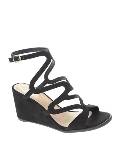 Chinese Laundry Radical Wedge Sandals-BLACK-7