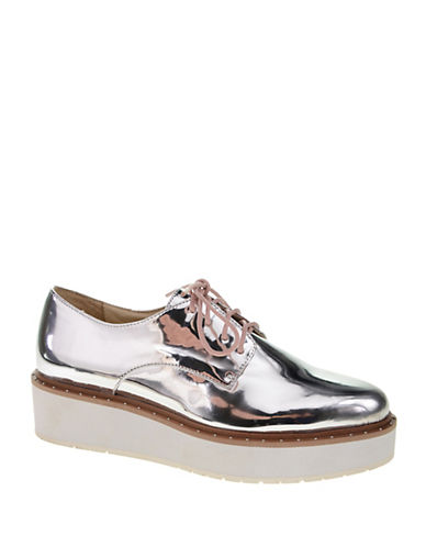 Chinese Laundry Cecilia Oxfords-SILVER-7
