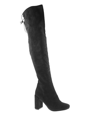 Chinese Laundry Krush Block Heel Over-The-Knee Boots-BLACK-6.5