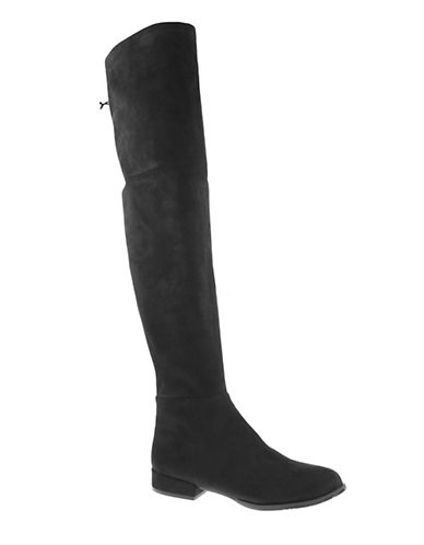 Chinese Laundry Rashelle Block Heel Over-The-Knee Boots-BLACK-6