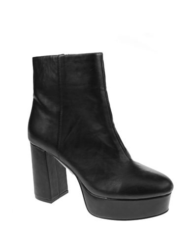 Chinese Laundry Nenna Platform Booties-BLACK-9.5