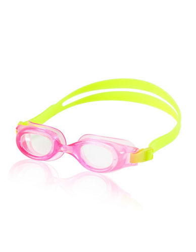 Speedo Jr. Hydrospex Classic Goggle-PINK-One Size