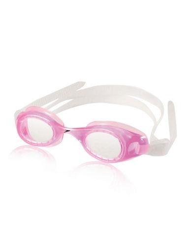 Speedo Skoogles Kids Round Goggles-PINK-One Size