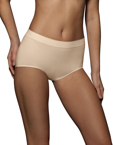 Bali All-Over Smoothing Brief-NUDE-Large
