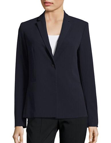 T Tahari Jolie Jacket-BLUE-8
