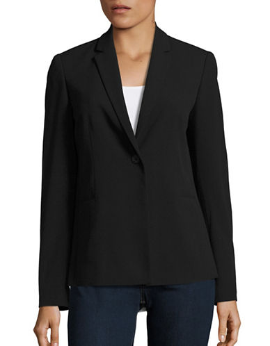 T Tahari Jolie Jacket-BLACK-10