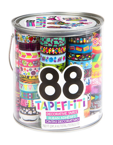 Fashion Angels Tapeffiti Bucket-MULTI-One Size
